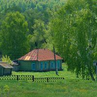 Der Altbau in Jakowlewo, Матвеевка