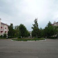 Площадь... Square..., Медногорск