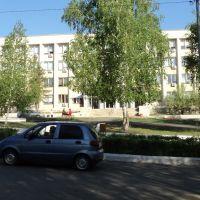 Здание администрации, Медногорск