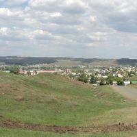 Спуск в Медногорск, Медногорск
