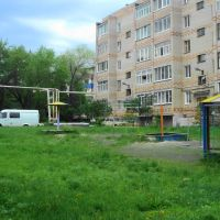 Двор дома №17, Медногорск