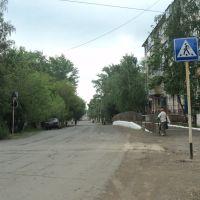 ул. Комсомольская, Медногорск