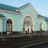 Вокзал, Медногорск