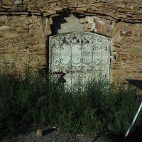 И раньше красоту уважали, old-time gates, Новоорск