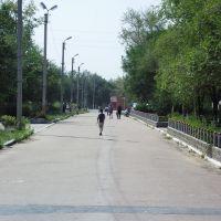 ул Комарова, Новоорск