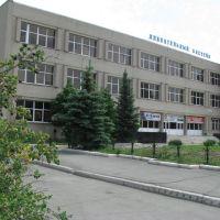 Бассейн, Новотроицк
