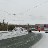 ул.Комарова, Новотроицк