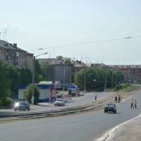 ул Комарова, Новотроицк