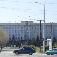 Белый дом, Новотроицк