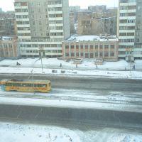 Зима 2005, Новотроицк