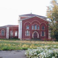 Церковь в Октябрьском, Октябрьское