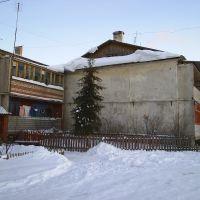 Жилые дома, Октябрьское