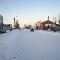 Улица Луначарского, Октябрьское