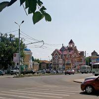 На улицах Оренбурга, Оренбург