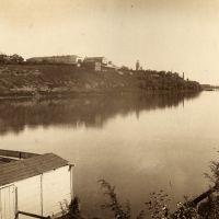 Река Урал у Оренбурга; нач. 20 века., Оренбург