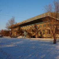 Дворец спорта Юбилейный, Орск