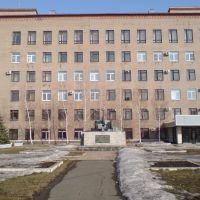 Орский машиностроительный завод, Орск