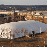 Школа тениса в центр.парке., Орск
