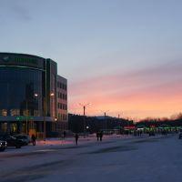 The evening., Орск