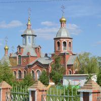 Храм Сергия Радонежского, Первомайский
