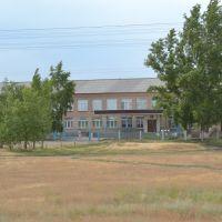 Школа в Володарском, Первомайский