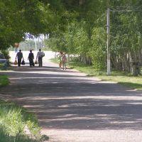 лето, Первомайский