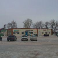 Автовокзал, Пономаревка