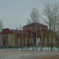 Старинная церковь, Пономаревка