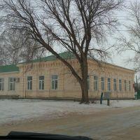 Пенсионный фонд, Пономаревка