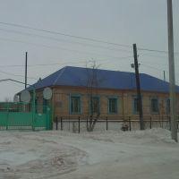 """Редакция газеты """"Демские зори"""", Пономаревка"""