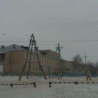 Центральная районная больница (поликлиника), Пономаревка