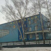 """Спортивный комплекс """"Юбилейный"""", Пономаревка"""