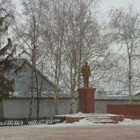 Памятник В.И. Ленину на площади, Пономаревка