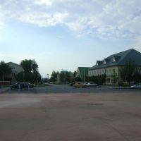 Главная площадь, Саракташ