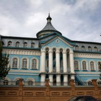 Свято-Троицкий собор, Саракташ