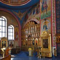 Иконостас придела собора Саракташа, Саракташ