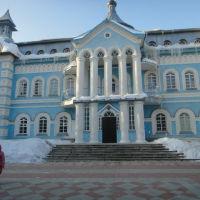 Духовное училище Обители, Саракташ