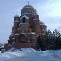 Saint Trinity monastery. Saraktash, Саракташ