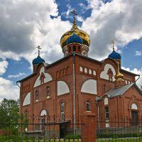 Дмитриевский храм в п.Северное, Северное