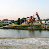 г. Соль-Илецк, курорт, аквапарк, Соль-Илецк