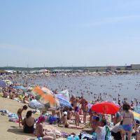 Salty lake - Соленое озеро, Соль-Илецк