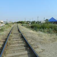 Железнодорожная ветка к солянным шахтам (Соль-Илецк), Соль-Илецк
