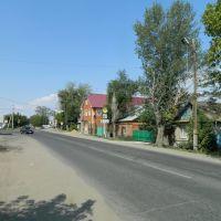 Вокзальная улица (Соль-Илецк), Соль-Илецк