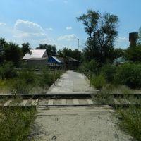 Переход через железнодорожные пути (Соль-Илецк), Соль-Илецк