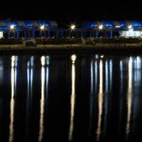 На озёрах ночью, Соль-Илецк