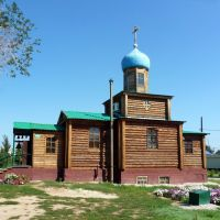 Церковь Георгия Победоносца, Соль-Илецк, Соль-Илецк