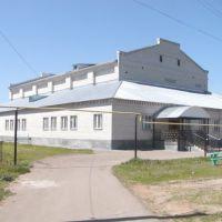 Спорткомплекс, Ташла