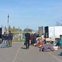 Районный рынок, Тоцкое