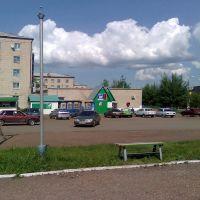 Вид на магазин №38., Тюльган