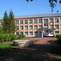 Sharlyksky school №2, Шарлык